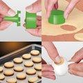 Формочки для печенья с начинкой Tescoma Delicia, 3 пасхальных формы 631648.00