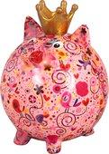 Копилка Свинья Pomme-Pidou Big Pig Betty XL, розовая 148-00337B