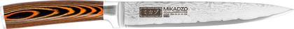 Нож разделочный 19,1см Mikadzo DAMASCUS SUMINAGASHI DSK-01-61-SL-191