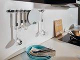 Весы кухонные электронные Soehnle Page Compact 200, 5кг/1гр, белый 61503