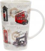 Кружка Латте Lesser & Pavey Достопримечательности Лондона 400мл LP41340