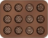 Формочки для шоколада, микс Tescoma DELICIA Choco 629368