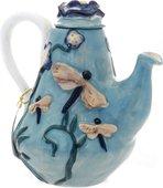 Чайник заварочный Стрекозы 20х14х19см Blue Sky LX-BL1831