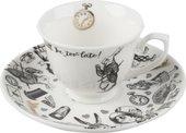 Кофейная пара Алиса в стране чудес 100мл Creative Tops 5200019