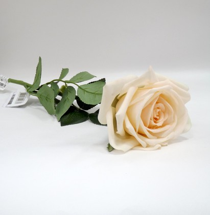 Цветок искусственный Роза Гран При розовый жемчуг, 65см Top Art Studio WAF0938-TA