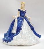 Статуэтка Royal Doulton Полночная соната 22см, фарфор 40007811