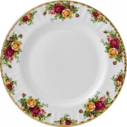 Набор тарелок Розы Старой Англии, 27см Royal Albert IOLCORnn100