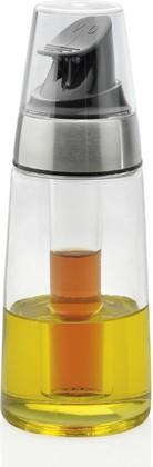 Спрей-диспенсер для масла и уксуса Andrea House Transparent Glass and Chrome MS67026