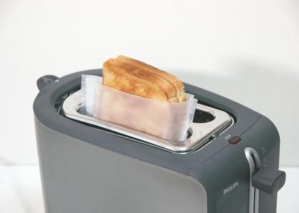 Пакеты для приготовления тостов NoStik, 2шт, 16x17.5см 892647000297