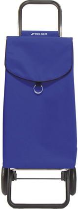 Сумка-тележка хозяйственная синяя Rolser Logic RG PEP010azul