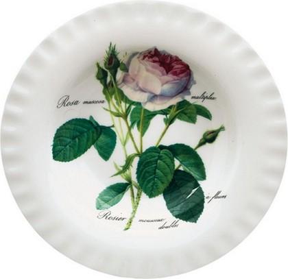 Тарелка суповая Roy Kirkham Роза Редаут, 24см XROSA1265