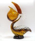 Фигурка Top Art Studio Пеликан 22x9x26см, стекло ZB1982-TA