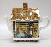 Чайник Антикварный магазин, 0.6л James Sadler TREN00071