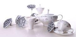 Чайный сервиз Top Art Studio Гранж, 15 предметов LD1730-TA