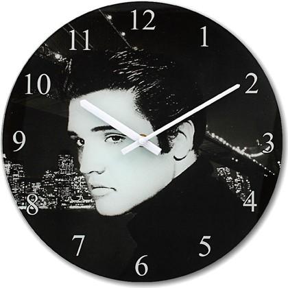 Часы Элвис 30см The Leonardo Collection LP29556