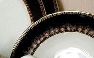 Сервиз столовый Персия, 6 персон, 24 пр. Top Art Studio YF1079-TA