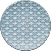 Тарелка Denby Импрессия Hourglass голубой, 17см 436010203
