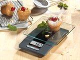 Весы электронные кухонные стеклянные 5кг/1гр Soehnle Fiesta 65106