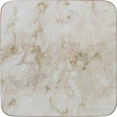 Подставки под чашку KitchenCraft Grey Marble 10.5x10.5, 6шт, пробка 5234294