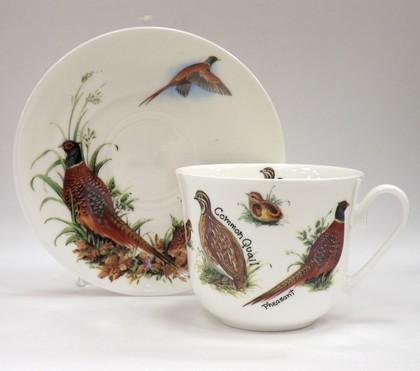 Чайная пара для завтрака Птицы 500мл Roy Kirkham XGAM1100