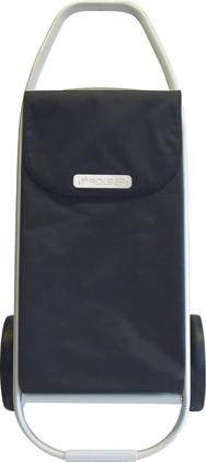 Сумка-тележка хозяйственная серая Rolser COM MF8 COH001marengo