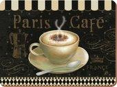 Подставки на пробке Парижское Кафе 29x22см, 6шт Creative Tops TM3637MUV