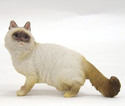 Статуэтка Котёнок Бриман-Бассет-Хаунд, 6см Widdop Bingham WS0821-TA