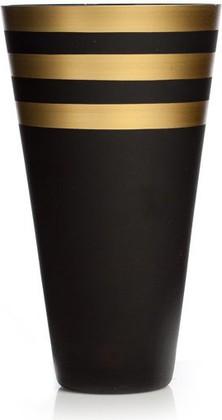 Ваза 27см, черный Crystalite Bohemia 833E/27/60108/BKG