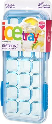 Контейнер для льда Sistema Klip It, большой 61448