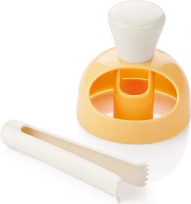 Форма для пончиков с щипцами для намачивания Tescoma DELICIA 630047.00