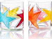 Набор стаканов Fade Bicchieri Le Stelle, 350мл, 6шт 52673