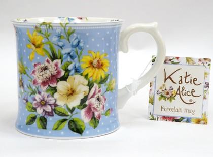 Кружка Creative Tops Английский сад, голубая MG3671