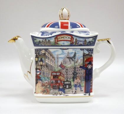 Чайник заварочный Пикадилли, Савой, 0.5л James Sadler IBOBT24P1