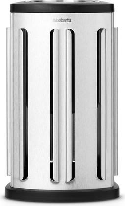 Стенд для капсул Nespresso настольный, матовая сталь Brabantia 418709