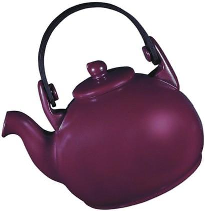 Ceraflame COLONIAL Чайник керамический, цвет - сливовый, 1,7л, артикул N5221039