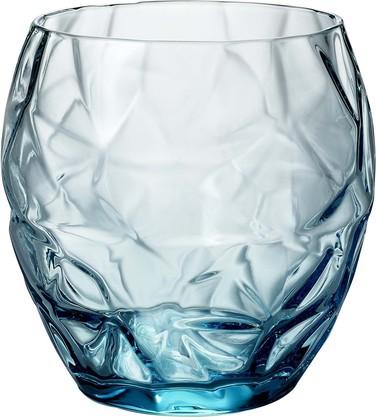 Набор синих стаканов Prezioso 4шт 400мл Luigi Bormioli 11584/01