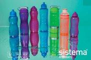 Бутылка для воды 460мл Sistema Hydrate 785NW
