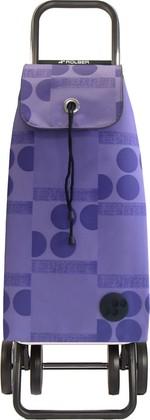 Сумка-тележка Rolser Logos, 4 колеса, фиолетовая IMX044malva