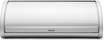 Хлебница Brabantia из стали цвета серый металлик 247248
