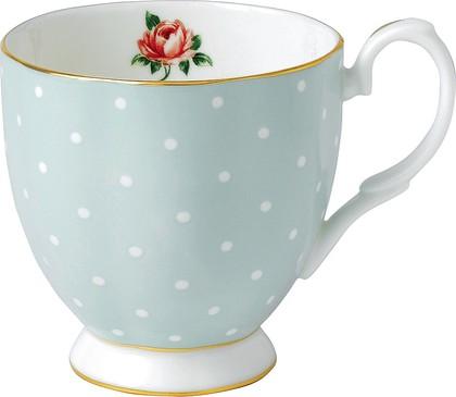 Кружка Полька Роуз 300мл Royal Albert 40002393