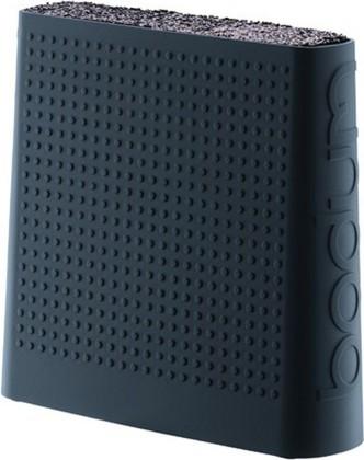 Подставка для ножей, Bistro, чёрная, 11089-01