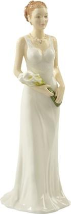 Статуэтка Особенный день (Your Special Day), фарфор, 22см English Ladies ELGEBC02101