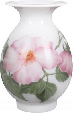 Ваза для цветов Дикая роза, ф. Березка N6 ИФЗ 80.84200.00.1