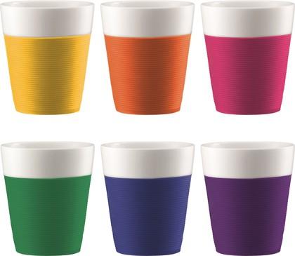 Набор из 2 стаканов 0.17л, цвет в ассортименте Bodum BISTRO A11581-XY-Y15