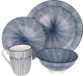 Сервиз чайно-столовый Top Art Studio Инфини, 16 предметов, 4 персоны JC2453-TA