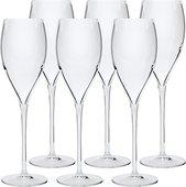 Бокалы для шампанского Luigi Bormioli Magnifico, 6шт., 320мл 08959/06