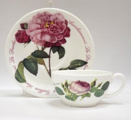 Чайная пара Роза Редаут, 200мл Roy Kirkham XROSA1180