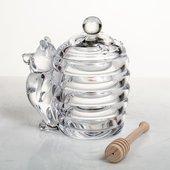 Ёмкость для мёда Crystalite Bohemia Медвежонок, 15см 5K879/1/99Q26/150