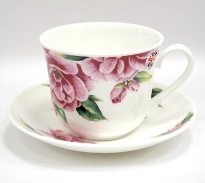 Чайная пара для завтрака Камелия 500мл Roy Kirkham XCAMELIA1100