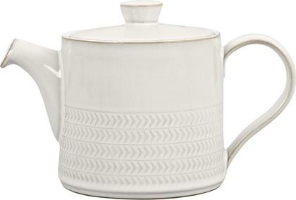 Чайник большой 0.9л, Натуральный холст Denby 375010121